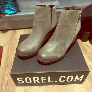 Women's Sorel Wedge booties